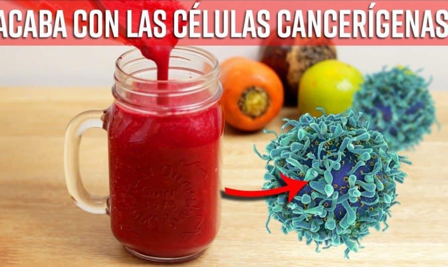 Este Batido Combate las Células Cancerígenas y te Ayudará en el Tratamiento de Quimioterapia