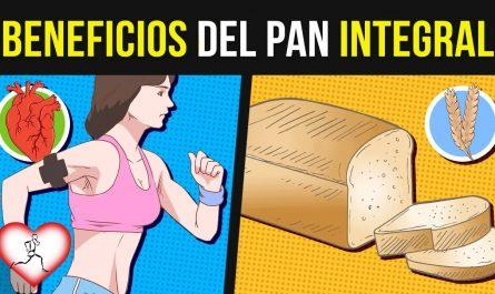 Cuando comes PAN INTEGRAL todos los días, ESTO PASA EN TU CUERPO y POCOS aprovechan estos beneficios