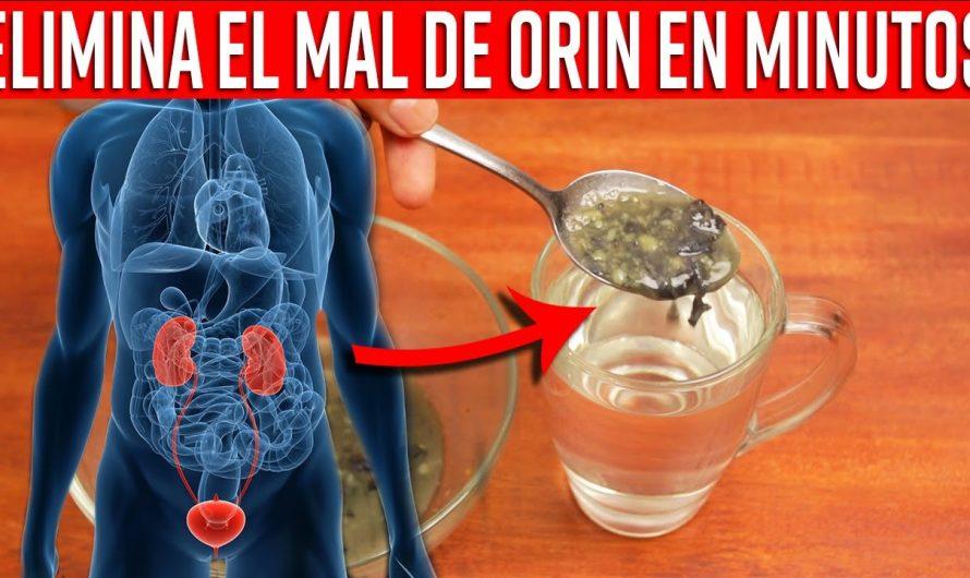 Bebe esta Agua y Dile ADIÓS al Mal de Orín o CISTITIS en minutos  ¡Quedarás sorprendido!