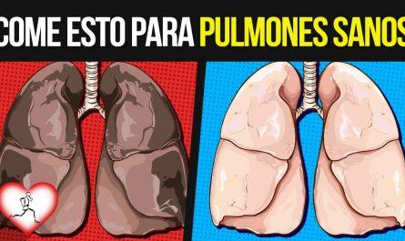Es Increíble como estos 10 ALIMENTOS MEJORAN LA SALUD PULMONAR, LIMPIAN Y DESINTOXICAN LOS PULMONES