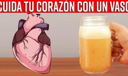 Si lo Tomas en las Mañanas Previene Enfermedades Cardiacas, Regula el Flujo Sanguíneo, Limpia Arteri