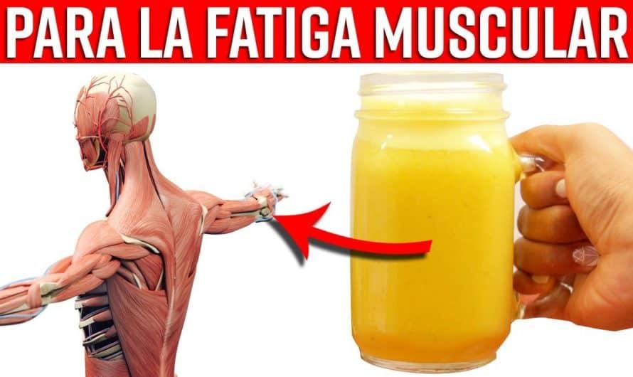 Cuando Tomas este Batido, Alivias la Fatiga Muscular, Mejoras la Circulación y Reduces el Estrés Nat