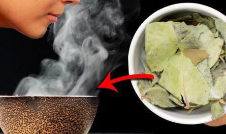Inhala los Vapores de estos Ingredientes y Limpia los Pulmones, Mejora la Respiración y Acaba el asm