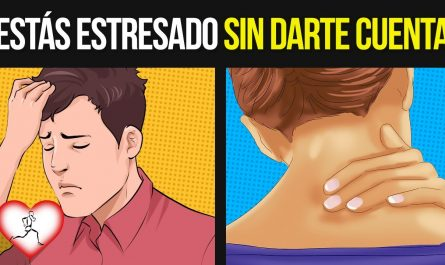 ¿Vives Estresado? CUIDADO! Estos 10 síntomas pueden aparecer en tu cuerpo sin darte cuenta