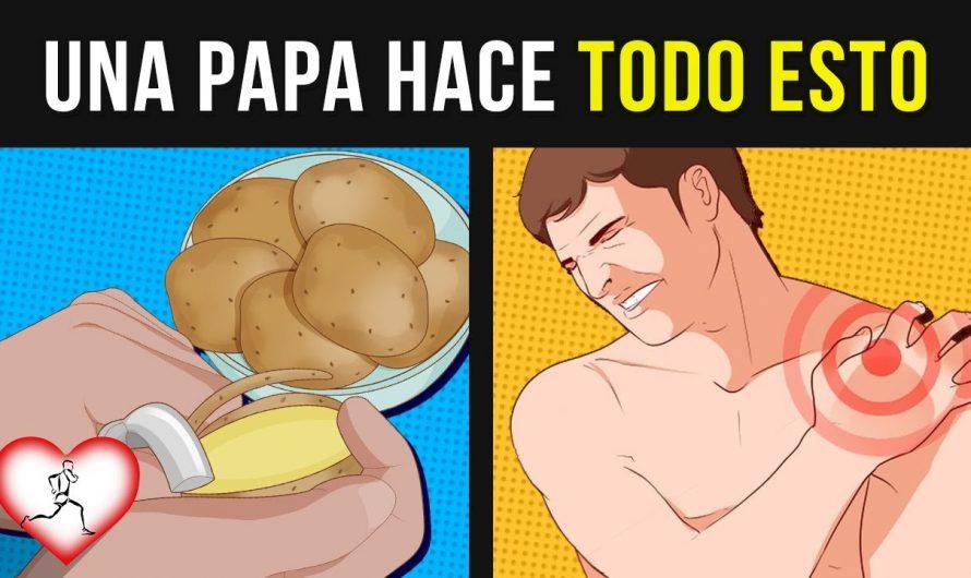 10 Beneficios de Comer PAPA que nadie te lo ha Contado y lo debes de Conocer ahora mismo