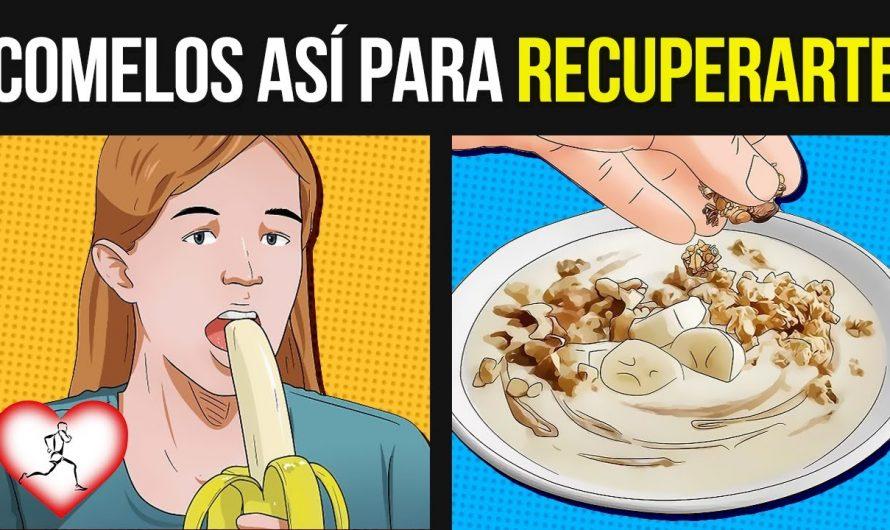 9 Alimentos que debes COMER cuando estás ENFERMO o para PREVENIR o no contraer enfermedades
