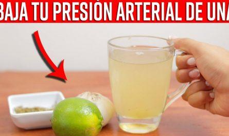 Si Esta bebida No Baja Tu Presión Arterial Nada Más Lo Hará | Remedios Caseros Para La Presión