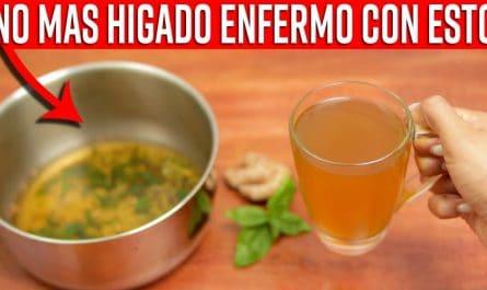 Cuando Combinas Estos 3 Ingredientes Podrás Aliviar El Hígado Graso Y Prevenir Enfermedades Hepática