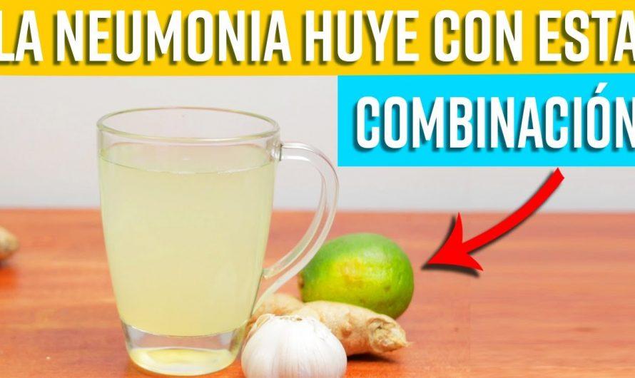 Combina Estos 3 Ingredientes Naturales Y Detiene La Neumonía Y Enfermedades Pulmonares Milagrosament