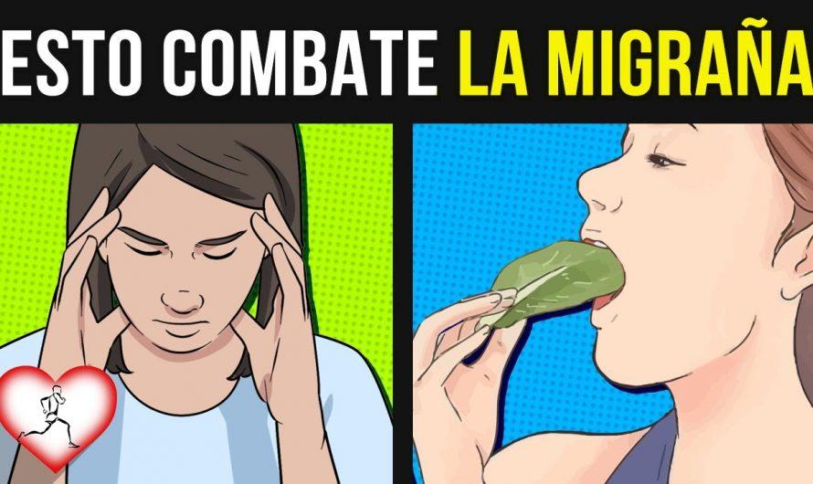 9 Alimentos SECRETOS que combaten el DOLOR de CABEZA ocasionado por MIGRAÑA y fortalecen el Cerebro