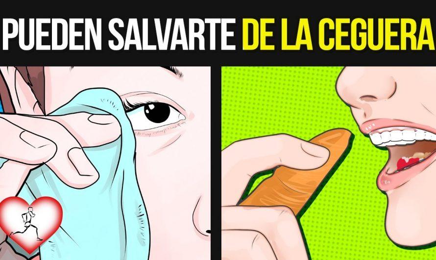 Consume estos 10 Alimentos para Mejorar tu Salud Ocular y Prevenir Daños en la Vista