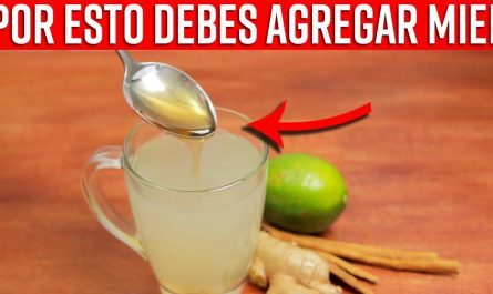 Bebe Este Te De Limón Y Miel Para Eliminar La Amigdalitis Y Todos Sus Molestos Síntomas