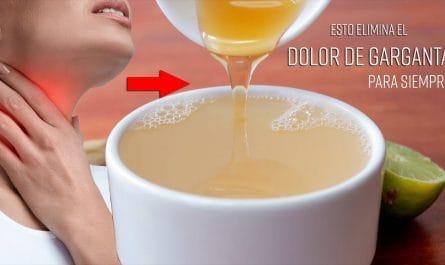 Este Remedio Es Eficaz Para Acabar Con La Garganta Reseca y Adolorida, Elimina La Tos y Mala Respira
